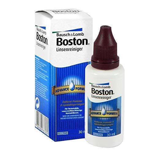 Bausch und Lomb Boston Advance Kontaktlinsenreiniger für harte Linsen, 1er Pack 1 x 30 ml