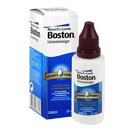 Boston Soluzione per Lenti a Contatto Detergente - 30ml