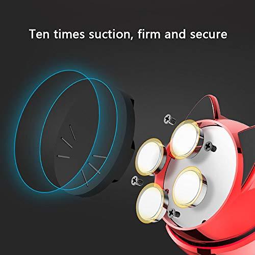 FTFTO Handyhalter Auto Handyhalterung Magnet FüRs Auto mit Anti-Rutsch-Basis Handyhalterung Kompatibles Phone füR Huawei Und Jedes Andere Smartphone Oder GPS-GeräT, AutozubehöR - 3