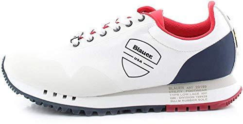 Blauer USA - Denver02#white/navy/red S0DENVER04/NYL