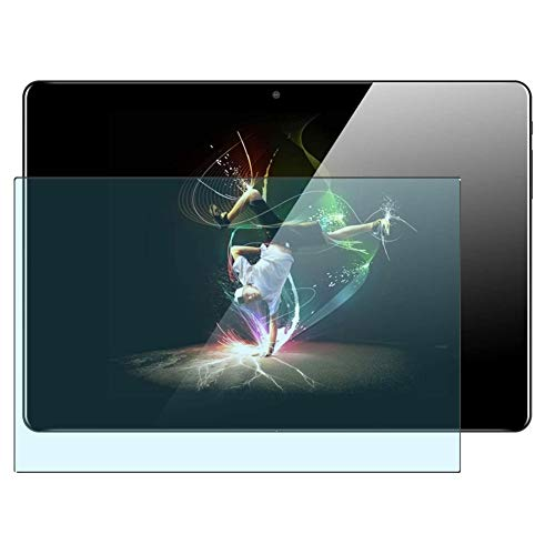 "Puccy 2 Pack Anti Blue Light Screen Protector Film, Compatible with LNMBBS 10.1"" Tablet TPU Guard ( Not Tempered Glass Protectors )"