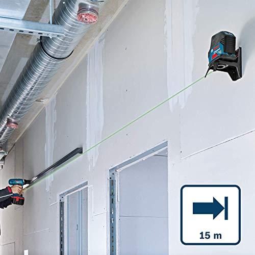Bosch Professional Crossline-Laser GCL 2-15 G - 4