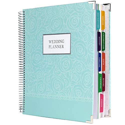 Wedding Planner 9x11 Hardcover O...