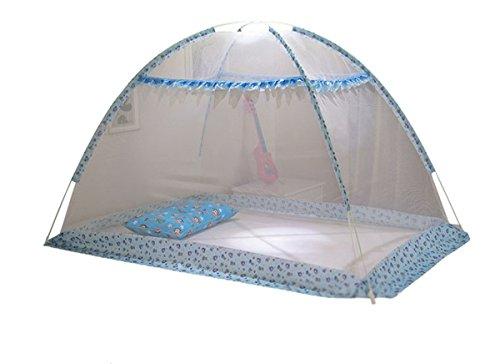 tininna Fliegengitter 80x 110Voile Himmel aus Polyester-Moskitonetz für Kinderbett Kinder