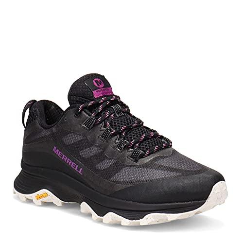 Merrell MOAB Speed, Zapatillas Mujer, Black, 36 EU