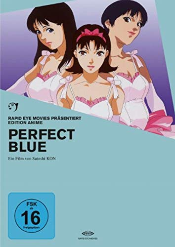 Perfect Blue - Edition Anime