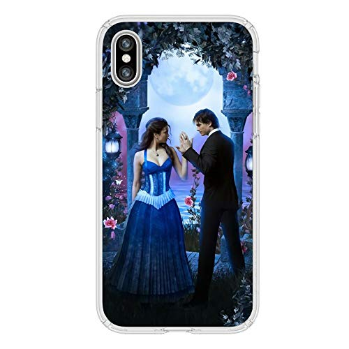 TRANSTMK TVDEDLA Soft Clear TPU Silicone Transparent Phone Cases for iPhone 7/iPhone 8 Hülle Case