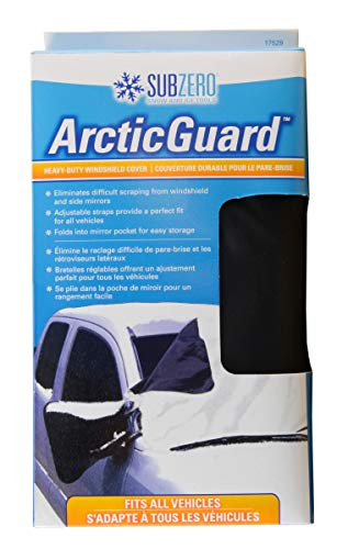 Hopkins 17529 SubZero Heavy Duty ArcticGuard Snow and Ice Universal Windshield Cover