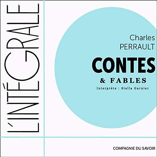 Couverture de Charles Perrault, L'intégrale des contes et des fables