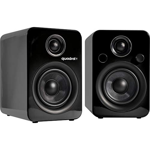 Quadral Bluetooth Lautsprecher Breeze Blue XL Schwarz