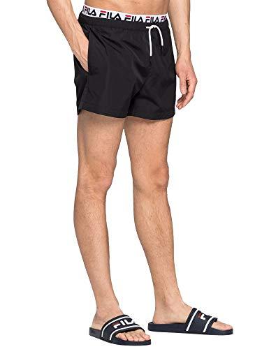 Fila zwembroek Heren RYOTA Swim Shorts 687742 002 Zwart