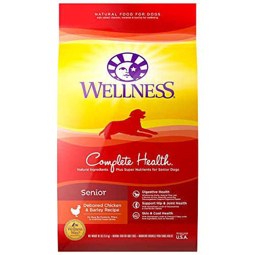 Wellness Natural Pet Food Complete Health...
