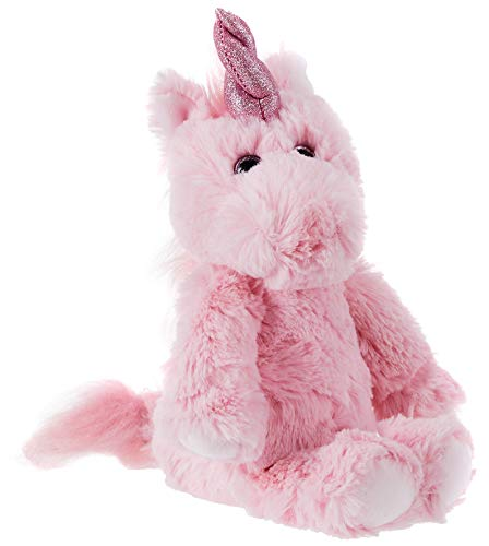 TY 65028 Estelle, Einhorn 20cm Attic Treasures, Pink, Rosa