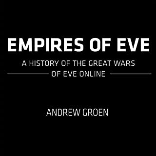 Empires of EVE audiobook cover art