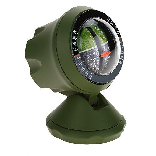 Alomejor Auto Dash Mount kompas Auto Ball kompas Outdoor Navigatie kompas Digitaal wandelen richtingaanwijzer bal voor vrachtwagen Auto Marine Boot