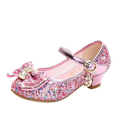 Zapatos para Niñas Tacon Princesa Primavera 2020 PAOLIAN Sandalias Niña Verano Fiesta...