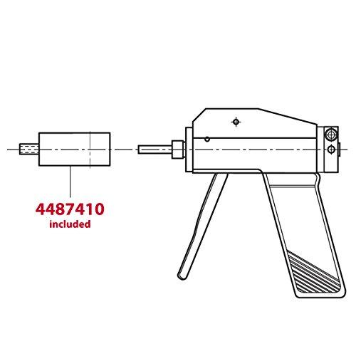 Adaptateur 844 Aga 6 mm