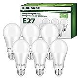Ampoule LED E27, 13W équivalent Ampoule Halogène 100W, 1200LM, Blanc...