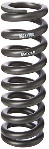 Rock Shox - Muelle Amortiguador Gris Vivid/Kage 450Lb 240X76