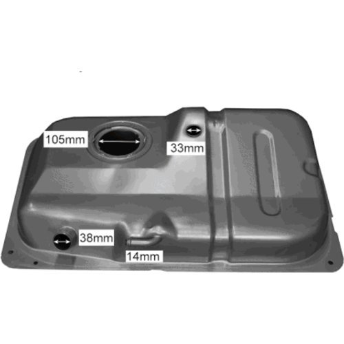 Van Wezel 1830082 réservoir essence