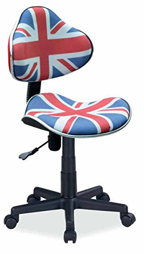 Moderne kinderen Jongen - Stoel Bureau - draaibare bureaustoel NIEUWE Kwaliteit Item Perfect voor Gift