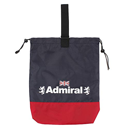 アドミラル Admiral シューズケース 巾着シューズケース トリコロール 90