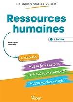Ressources Humaines - Fiches de cours - QCM Commentés - Exercices corrigés de Benoît Grasser