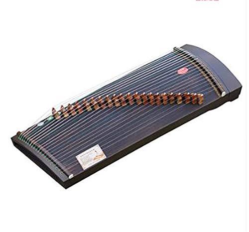 N /A Guzheng, Chinesisch Musikinstrument, Größe: 85 cm, Geeignet for Anfänger, Profis, Einleitende Praxis, mit einem kompletten Satz von Zubehör