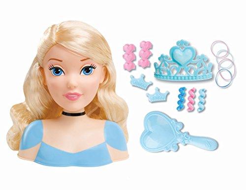 Disney Princesa Cenicienta Estiloso Cabeza Juguete