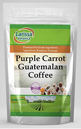 Purple Carrot Financial sales sale Guatemalan New arrival Coffee Flavored Wh Naturally Gourmet