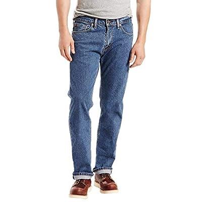 Levis Herren Jeans Stonewash Stretch