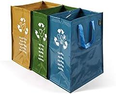 Bolsas de Reciclaje