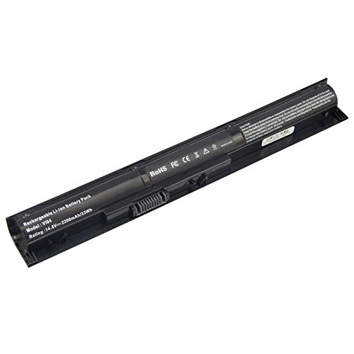 ARyee 2200mAh 14.8V VI04 Battery Laptop Battery for HP Envy 14 15 17 Pavilion 15 17 ProBook 440 445 450 455 445-G2 450-G2 455-G2 Series, Fits VI04 HSTNN-DB6K HSTNN-LB6J 756479-421 TPN-Q139 TPN-Q140