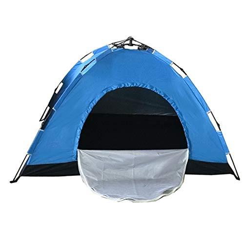 'N/A' Tienda de campaña al aire libre totalmente automática para 1 – 2 personas al aire libre, picnic, camping, tienda de campaña de viaje al aire libre