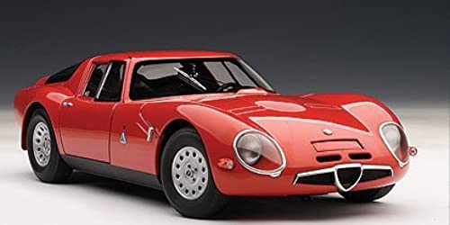 AUTOart 1 18 Alfa Romeo TZ2 1965 (rot) by Collectable Diecast