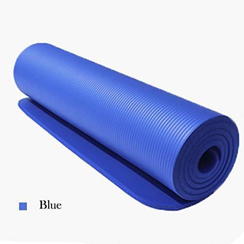 DUKUE Nbr Yoga Mat Alfombras Toalla Colchón Ejercicio Balance Accupressure Masaje Fitness Juego Mat Bag Yoga Gym 1830X610X10Mm