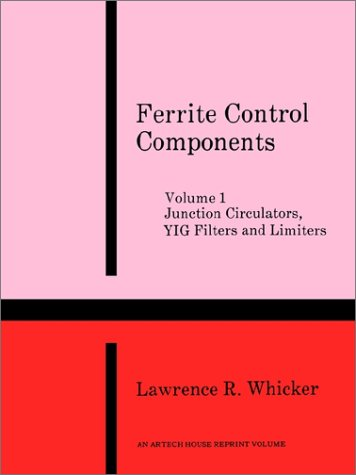 Junction Circulators, Yig Filters and Limiters (Ferrite Control Components)
