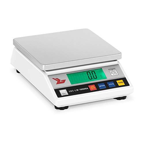 Steinberg Systems Balanza Precisión Bascula Digital