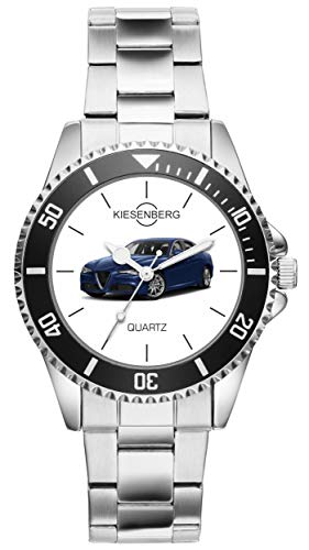 KIESENBERG Uhr - Geschenke für Alfa Romeo Giulia Fan 20662