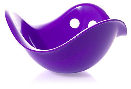 Moluk - Balanceo y giro de juguete de 39 x 39 x 22 cm, color púrpura (43010) , color/modelo surtido