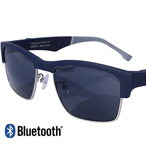 Bluetooth Beengeleiding Headset Bril Gezondheid Sport Draadloze Hoofdtelefoon Met Microfoon Gepolariseerde Zonnebril