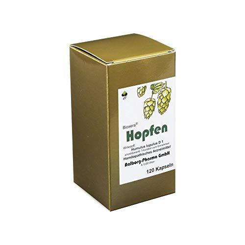 HOPFEN BIOXERA Kapseln 120 St