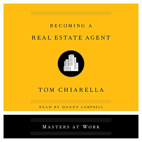 Couverture de Becoming a Real Estate Agent