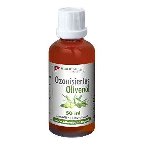 Silbertau ozonisiertes Olivenöl 50ml
