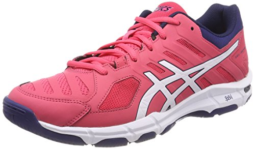 Asics ASICS Damen Gel-Beyond 5 Hallenschuhe, Rot (Rouge Red/White/Indigo Blue 1901), 41.5 EU