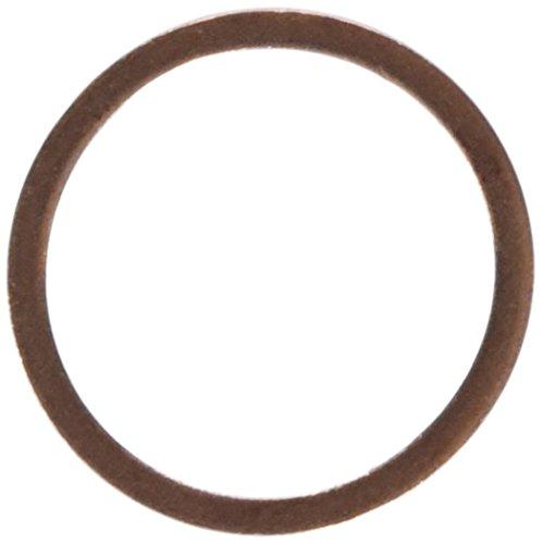 KS tools joint d'étanchéité, cuivre diamètre extérieur : 21 mm intérieur diamètre 17 mm-lot de 10–430.1534