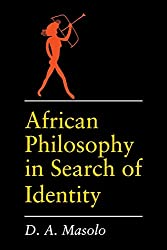 African Philosophy in Search of Identity - D. A. Masolo Book Cover