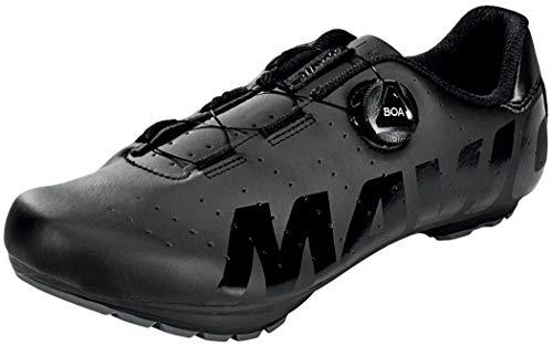 Mavic Cosmic Boa SPD - Zapatillas de ciclismo para hombre, color negro, negro, 45 1/3