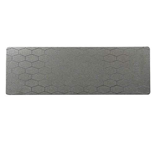Diamantslijper Pools Whetstone slijpsteen plaat polijstgereedschap 1 mm dik 150 * 50 * 1mm Honingraat 400#