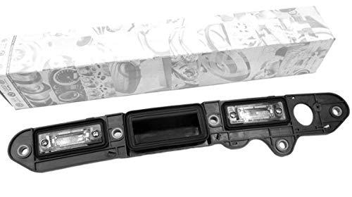 Preisvergleich Produktbild Original Volkswagen Griffleiste Heckklappe Öffner Taster Schalter Heckschloß Kennzeichenleuchten